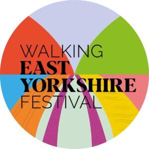 Walk East Yorkshire Festival logo